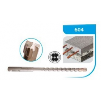 Grąžtas betonui SDS 10*200*260mm profi