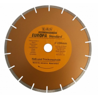 Diskas deimantinis 350mm 2.2*3.2*7.0 Europa