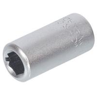 Adapteris 1/4 (6,3mm) antgaliams / 1/4 terkšlei