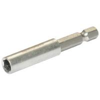 Magnetinis antgalių laikiklis 1/4 60mm
