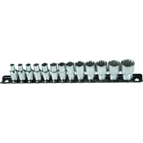 """Galvučių rinkinys 1/4 """"Varioplus"""" (4-14 mm)"""