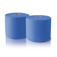 Popierius rankoms mėlynas 230mm *2vnt.