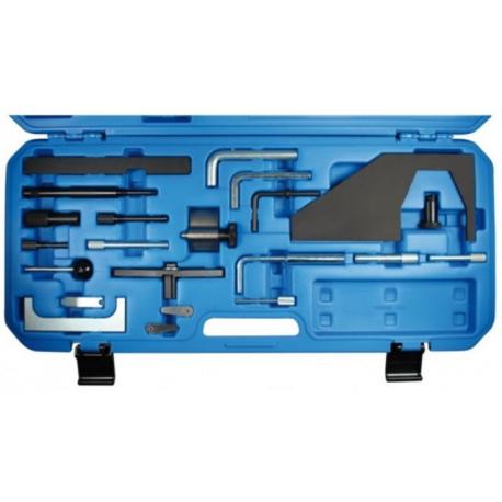 Įrankiai Ford variklio blokavimui