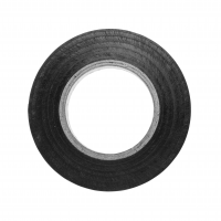 Insulation tape 0.13 mm x 19 mm x 20 m, black