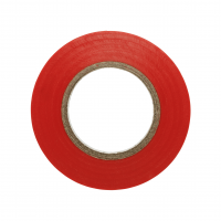 Insulation tape 0.13 mm x 19 mm x 20 m, red
