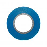 Insulation tape 0.13 mm x 19 mm x 20 m, blue