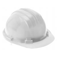 Safety helmet, weiss