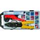 Įrankių kompl. elektrikui + jungtys 48dalių