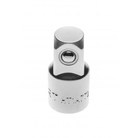 """Socket adapter 3/8"""" -1/2"""", 35 mm"""