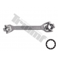 Universalus raktas-galvutės (10-21 mm)