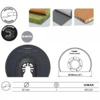 Peiliukas rad. 100 mm BiMetal / daugiafunkcinis