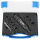 Ratų stebulės valymo įrankių komplektas