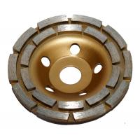 Šlifuoklis betonui Ø125mm SEGMENT be sriegio