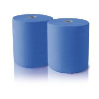 Popierius valymui mėlynas / 360mm *2vnt