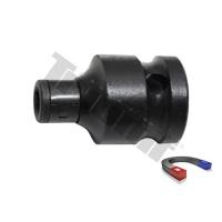 Smūginis 1/2 adapteris 1/4 antgaliams, magnetinis