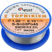 Lydmetalio viela Ø1mm / 100g.