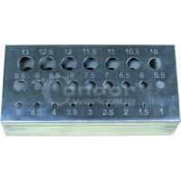 Grąžtų laikiklis / 1-13 mm