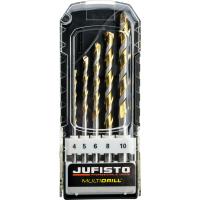 Universalių grąžtų komplektas / 4-10mm