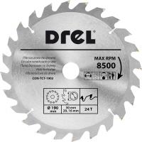 Medžio pjovimo diskas 190*24T