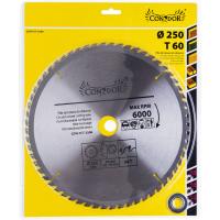 Medžio pjovimo diskas 250*60T