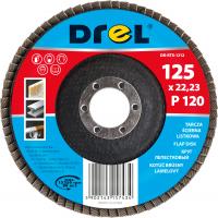 Žiedlapinis diskas 125 mm 120 gr.