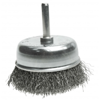 Šepetys vielinis kūginis gręžtuvui 100 mm