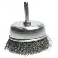 Šepetys vielinis kūginis gręžtuvui 70 mm