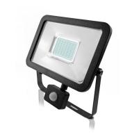 LED šviestuvas su judesio davikliu, 50W