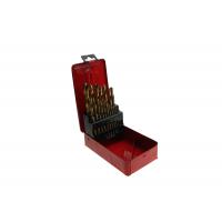 Grąžtai metalui HSS TIN *19 1,0-10mm