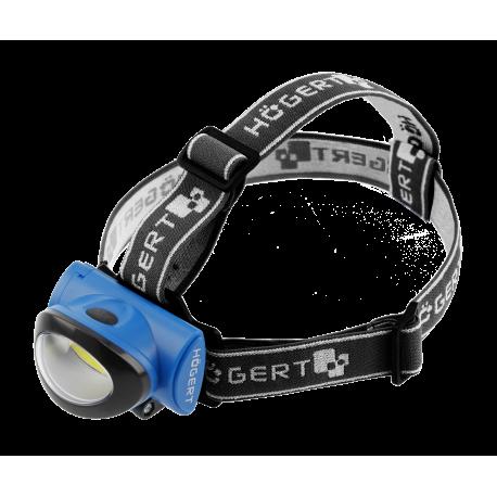 LED prožektorius ant galvos 3W
