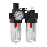 "Filter-reducer and lubricator 1/4"", 90/60 cc"