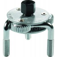 Filtro raktas tripirštis, ø 65mm-130 mm