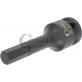 Antgalis H10mm 1/2 smūginis / HEX10