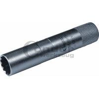 """Raktas žvakėms 3/8"""" 14mm 12-kamp., ilgis 90 mm (Citroen,Peugeot,Mini,BMW)"""