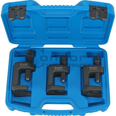 Vairo traukių nuėmimo įrankiai 3 vnt. 23, 28,34 mm