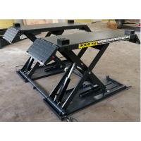 Mobilus elektrohidraulinis žirklinis keltuvas / 3000kg