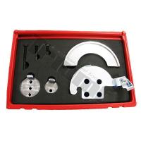 Įrankių k-tas plokštiems/elastiniems diržams montuoti