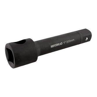 Prailgintuvas 1'' Cr-Mo su skyle 200mm