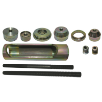 Bushing set Opel Vectra & Saab 9-5, rear supporting arm & subframe
