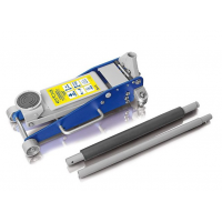 Domkratas aliuminis, pažemintas 2,5T / 100-465mm