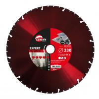 Pjovimo diskas 125mm (metalui, stiklo pluoštui, PVC, presuotai medienai)