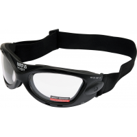 Apsauginiai akiniai su guma / EN166