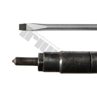 Antgalis-kaltas pusmėnulio formos 17mm purkštukui