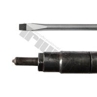 Antgalis-kaltas pusmėnulio formos 18-19mm purkštukams