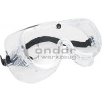 Apsauginiai akiniai uždari EN166