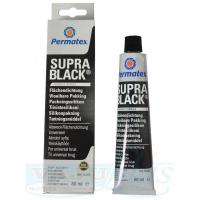 Sandarinimo masė-silikonas juodas / Permatex