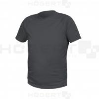 Marškiniai juodos spalvos polisterio S dydis