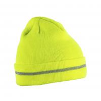 Kepurė megzta universal dydžio gelsva
