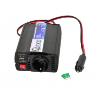 Įtampos keitiklis (konverteris) 12V/230V 250/500W
