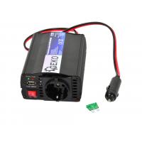 Įtampos keitiklis (konverteris) 24V/230V 250/500W